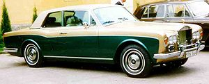 Rolls-Royce Corniche - 1977 Rolls-Royce Corniche Coupé