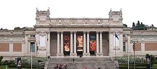 La Galleria nel 2011 in occasione di una mostra di pittori preraffaelliti inglesi