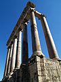 Roma templo de Saturno 01.jpg