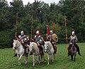 Roman Cavalry Reenactment - Roman Festival at Augusta Raurica - August 2013-025.JPG