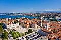 Roman Forum in Zadar, Croatia (48607823862).jpg