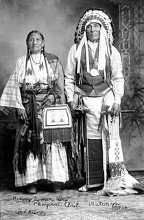 Henry Roman Nose Cheyenne leader