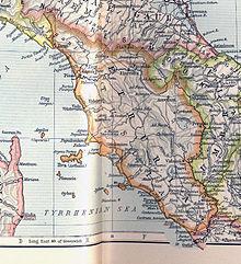 L'Etruria al tempo della dominazione romana: Regio VII