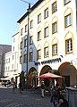 Rosenheim, house 15 Max-Josefs-Platz (Cafe Bergmeister).jpg