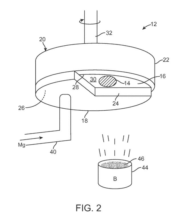 Filerotary Pocket Heater Bottom View