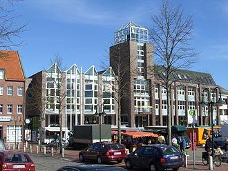 Rotenburg an der Wümme - Town hall