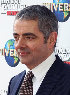 Rowan Atkinson British actor, comedian, and screenwriter