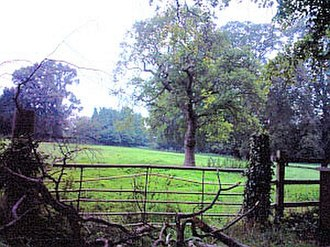 Battle of Rowton Heath - Image: Rowton Moor