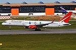 Royal Flight (The Land of Legends livery), VP-BOO, Boeing 757-204 (43489492094).jpg