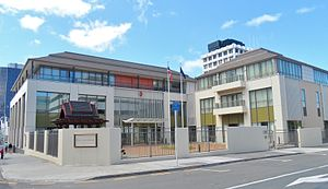 Royal Thai Embassy Wellington New Zealand 2015