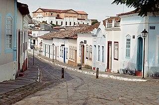 Goiás, Goiás Municipality in Central-West, Brazil
