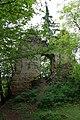 Ruine Oberwallsee Zugang.JPG