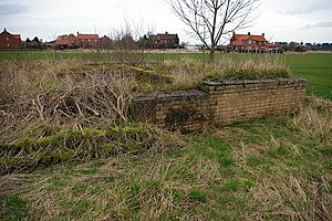 Wildsworth - Image: Ruins of Wildsworth Church geograph.org.uk 142753