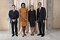 Rumiana Jeleva with Obamas.jpg