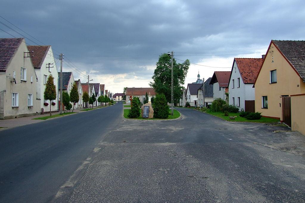 Rynek o zabytkowym układzie urbanistycznym