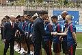 Sánchez entrega la Gran Cruz del Mérito Deportivo a Iniesta 05.jpg