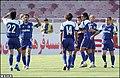 São Paulo selection football team vs Esteghlal FC, 30 June 2005 - 08.jpg