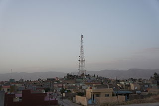 Place in Kurdistan, Iraq