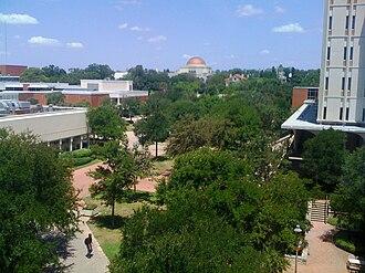 San Antonio College - The SAC campus
