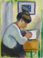 SCHREIBENDE FRAU (WOMAN WRITING).PNG