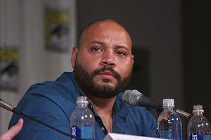 Colton Dunn - Dunn at the 2015 Comic-Con International