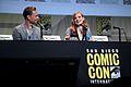 SDCC 2015 - Tom Hiddleston & Jessica Chastain (19732135895).jpg