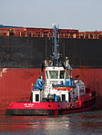 SD SEAL, IMO 9448188 in the Mississippi harbor, Port of Rotterdam, pic4.JPG