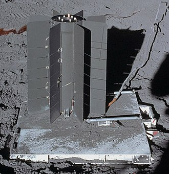 Nuclear power in space - SNAP-27 on the Moon