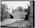 SOUTH FACE OF BRIDGE - West Marshall Street Bridge, Marshall Street over Stony Creek, Norristown, Montgomery County, PA HAER PA,46-NOR,1-4.tif