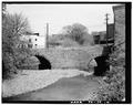 SOUTH FACE OF BRIDGE - West Marshall Street Bridge, Marshall Street over Stony Creek, Norristown, Montgomery County, PA HAER PA,46-NOR,1-4.tif