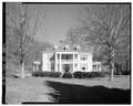 SOUTH FRONT - House, U.S. Route 219, Salt Sulphur Springs, Monroe County, WV HABS WVA,32-SALSU.V,1-2.tif