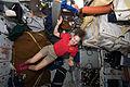 STS-119 Day 7 Sandra Magnus.jpg