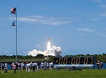 STS-121 Launch cropped