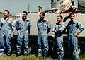 STS 51-J crew. S85-41542.jpg