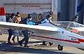 SZD-9 Bocian bis 1E SP-2825, Gliwice 2017.12.30 (04).jpg