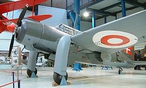 Saab 17 - Saab B 17A.