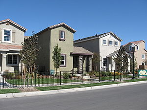 Show house - Model homes in Sacramento.