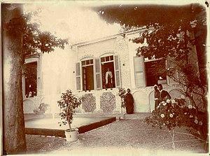 Ghassem Khan Vali, Sardar Homayoun - Image: Sadabad 2