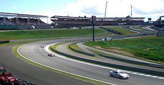 Brazilian Grand Prix - Safety car at the 2006 Brazilian Grand Prix