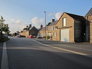 Saint-Joseph, Manche Commune in Normandy, France