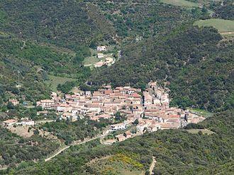 Saint-Nazaire-de-Ladarez - A general view of Saint-Nazaire-de-Ladarez