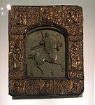 Saint Demetrius ivory (Byzantine, 13-14th c., Moscow Kremlin) by shakko 02.jpg