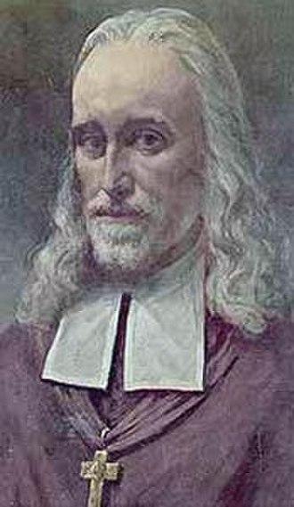 Oliver Plunkett - Portrait of Oliver Plunkett