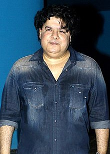 Sajid Khan at Arbaaz Khan's birthday bash at Su Casa.jpg