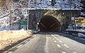 Sakanashi Tunnel (Tokyo-bound entrance).jpg