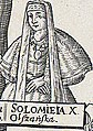 Salamieja Pałubinskaja (Halšanskaja). Салямэя Палубінская (Гальшанская) (A. Tarasievič, 1675).jpg