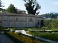 Salzburger Barockmuseum fachada y jardín..TIF