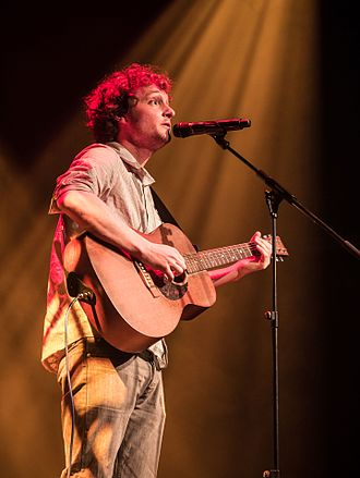 Sam Amidon - Sam Amidon at the moers festival 2016