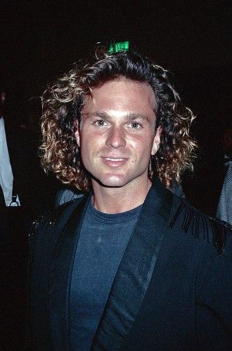 Sam Harris (singer) - Harris in 1990