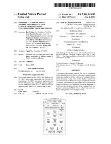 sample patent application - Template